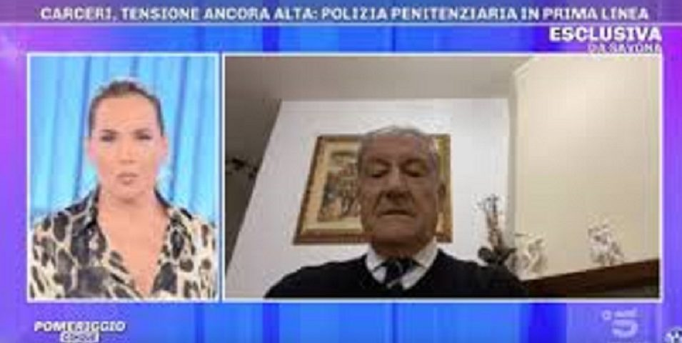 polizia penitenziaria barbara d' urso video
