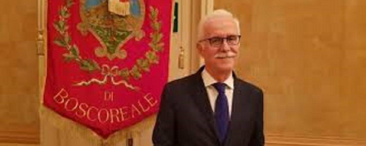 Antonio Diplomatico sindaco