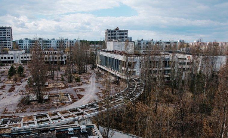 chernobyl rogo