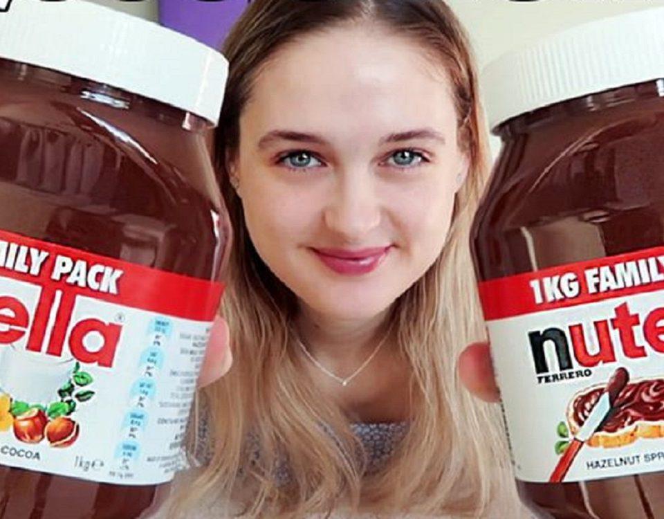 Nela Zisser Nutella