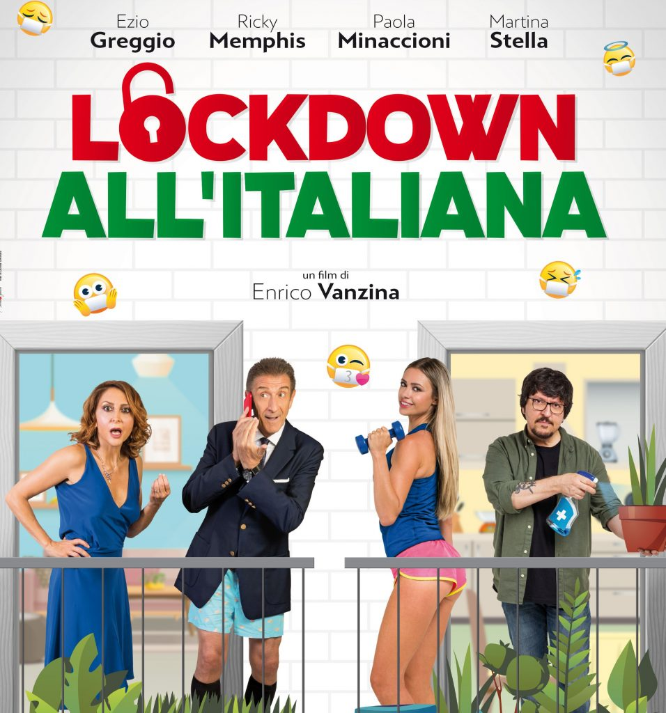 Lockdown all'italiana, polemiche per il nuovo film di Vanzina