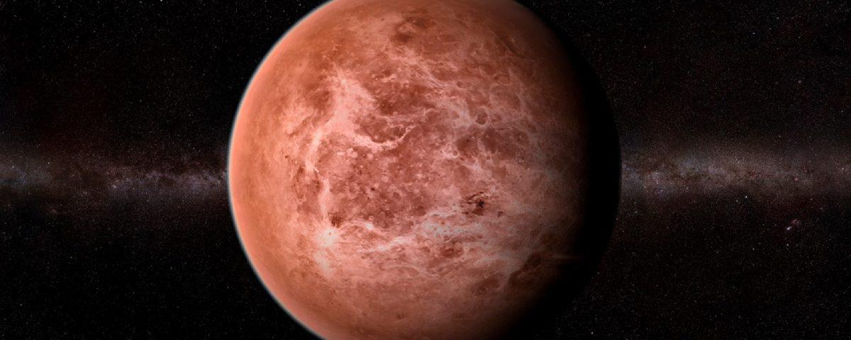 tracce di vita Venere