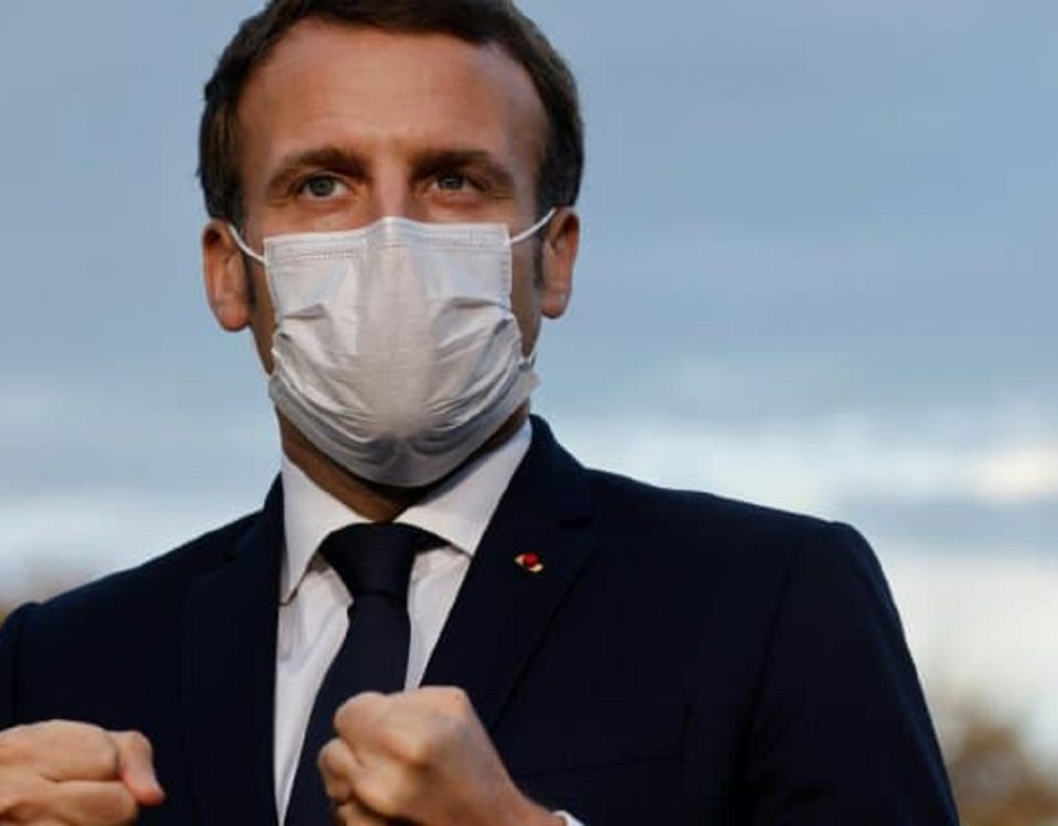 Macron Francia lockdwon
