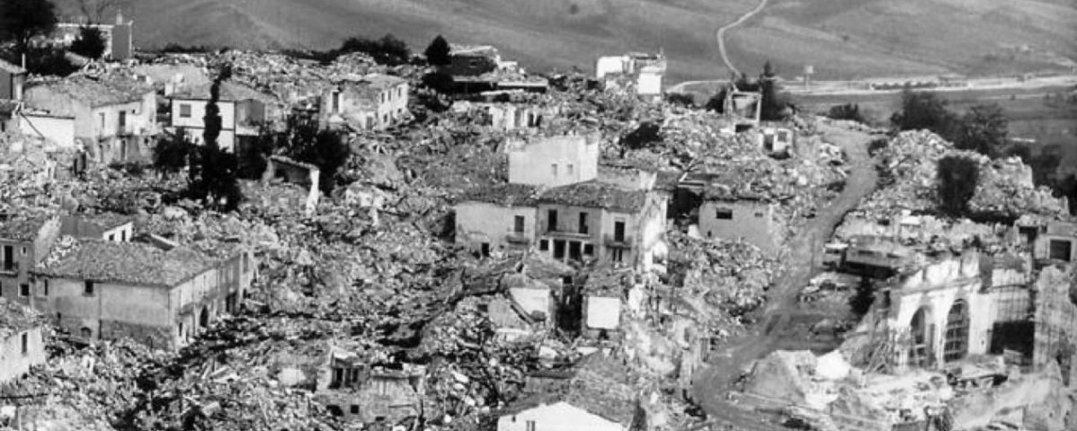 Terremoto 23 novembre 1980