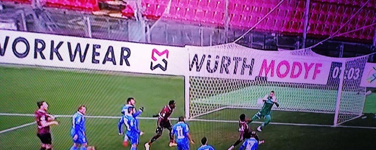 Gol gondo Pescara