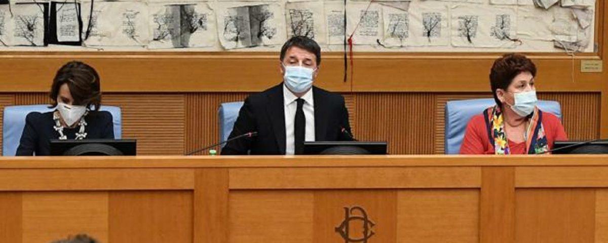 dimissioni Renzi
