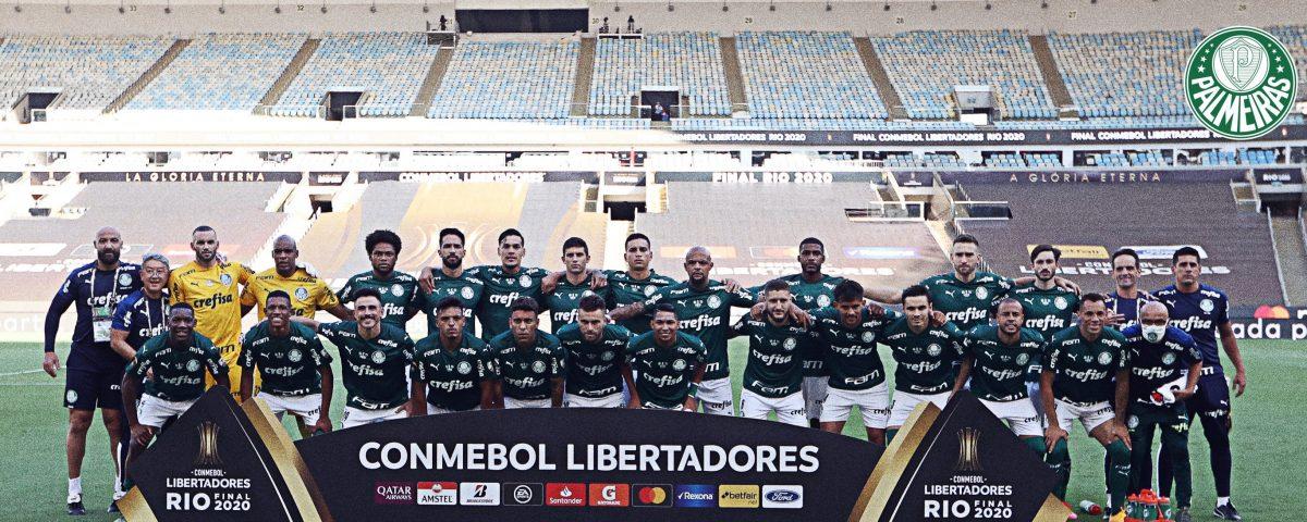 Palmeiras campione