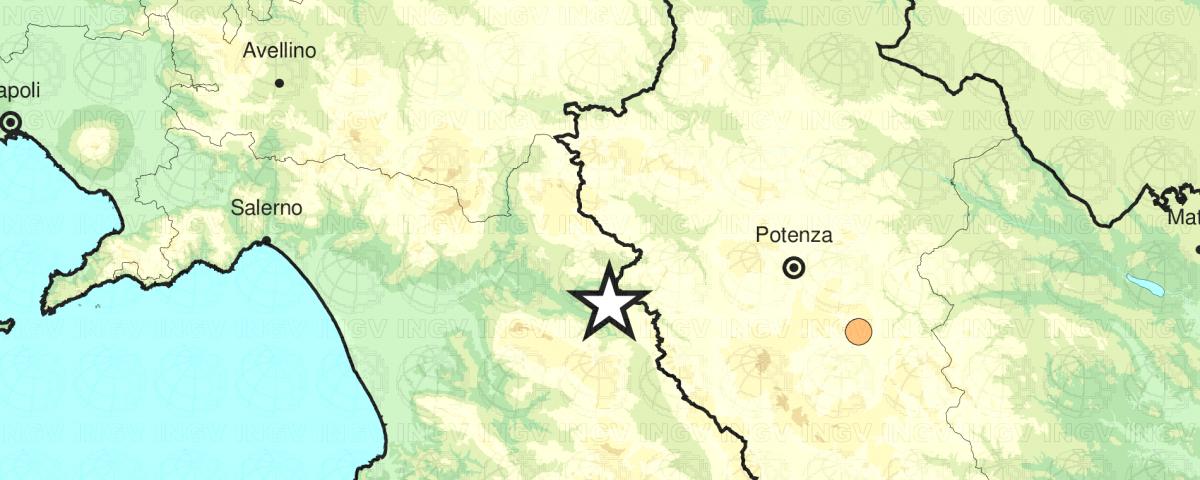 Terremoto Salerno