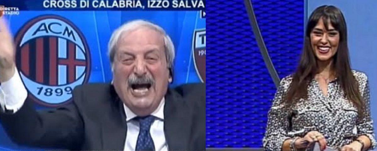 Milan-Torino 5-4 Coppa Italia video Crudeli
