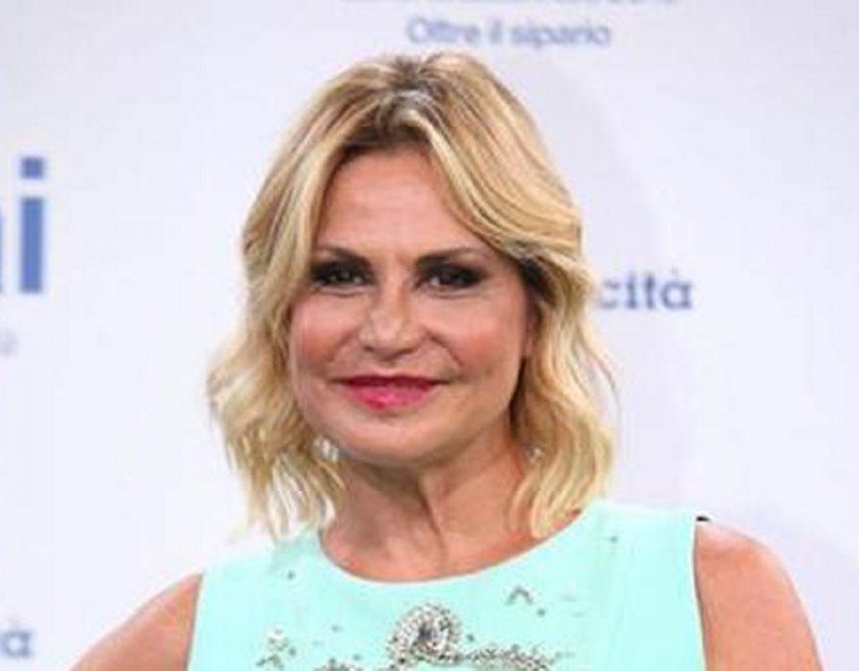 Simona Ventura Covid