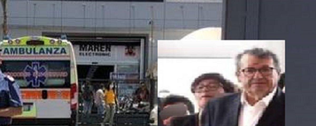 Somma Vesuviano omicidio supermercato