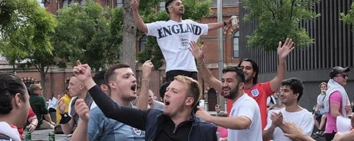tifosi inglesi
