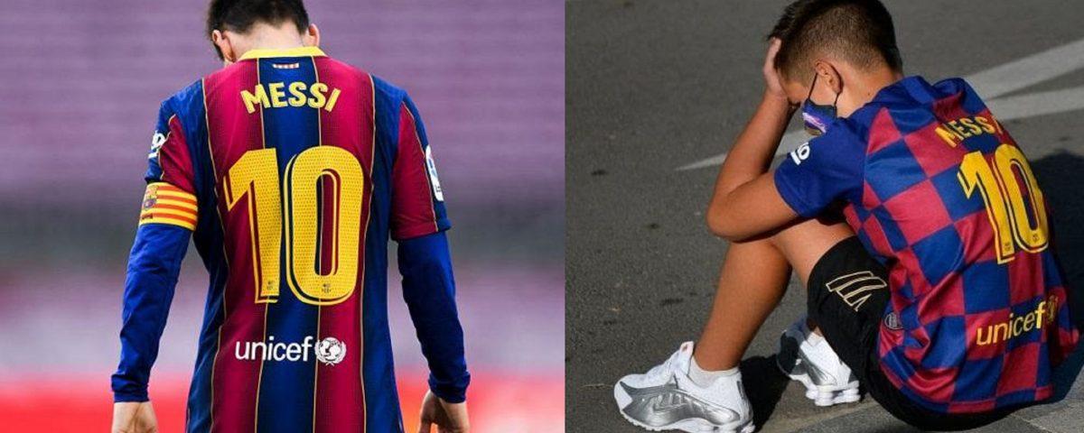 Messi bimbo